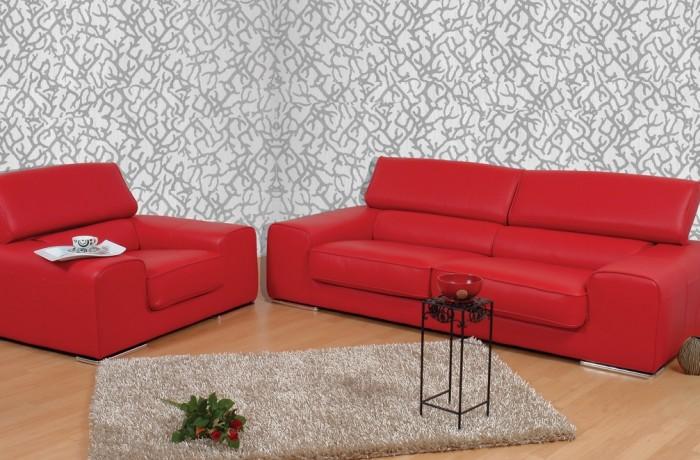 Camberra Bőr kanapé + fotel 499,000 Ft
