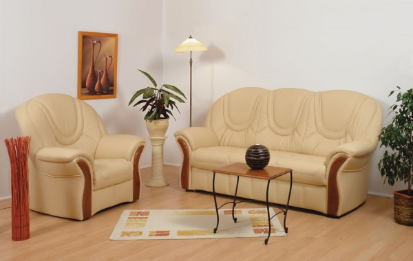 Lagosa 3+1 bőr ülőgarnitúra 398700 Ft